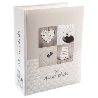 Album Photos Papillon - 100 Photos - Beige