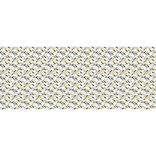 Papier peint adhésif Calcite - 250 x 50 cm - Blanc