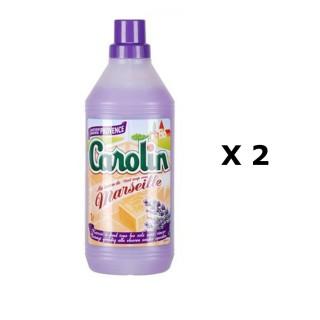Lot de 2 - Nettoyant tous sols - 1 L - Provence
