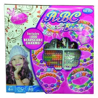 Kit de création - Bracelet avec perles et charms