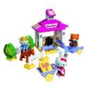 Briques de construction Hello Kitty - Centre équestre