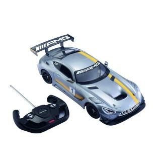 Mercedes AMG GT3 1:14 Radio Télécommandée - Gris