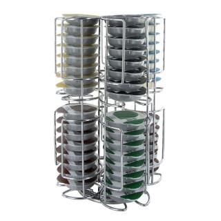 Porte capsules rotatif Tassimo - 64 Capsules
