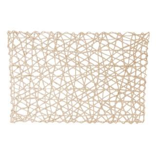 Set de table en papier - 45 x 30 cm - Beige