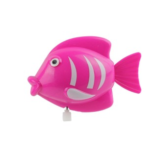 Jouet de bain nageur - Poisson rose