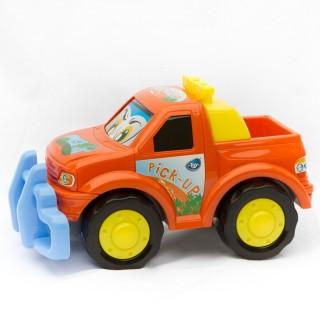 Mon premier Pick-up - Jouet éveil - Orange