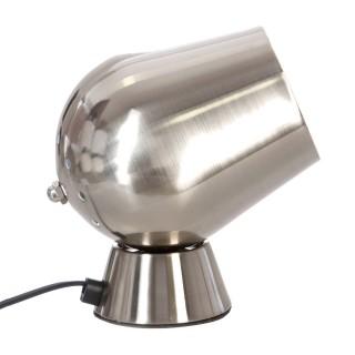 Lampe moderne Touch - Diam. 12,5 cm - Argent
