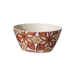 Coupelle en fibre de bambou Wax - Diam. 14,5 cm - Blanc