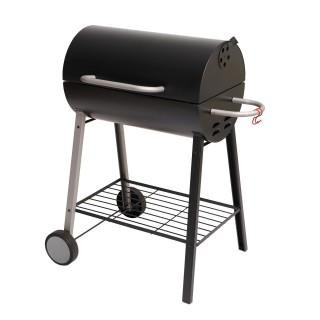 Barbecue à charbon Arguin - L. 55 x l. 32,5 cm - Noir