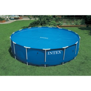 Bâche à bulles pour piscine ronde tubulaire - Diam. 488 cm