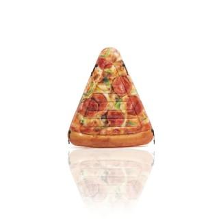 Matelas gonflable Pizza - L. 175 cm