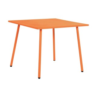 Table de jardin enfant Little - Orange