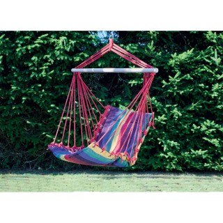 Hamac chaise La Paz - Rose