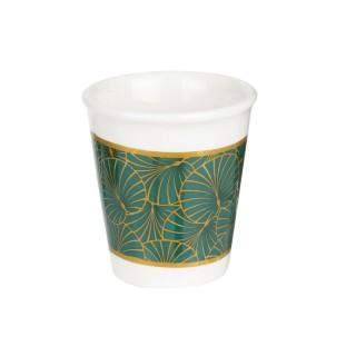 Tasse à expresso design Home déco - 70 ml - Vert