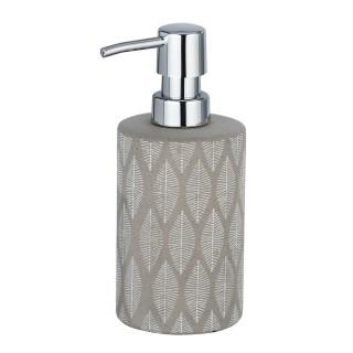 Distributeur de savon design Tupian - Gris