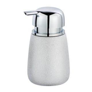 Distributeur de savon design Glimma - Argent