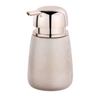 Distributeur de savon design Glimma - Rosé