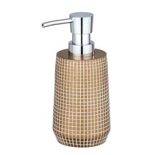 Distributeur de savon design Ohrid - Doré