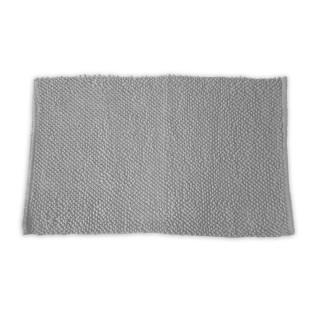 Tapis de salle de bain Bubble - 50 x 80 cm - Gris clair