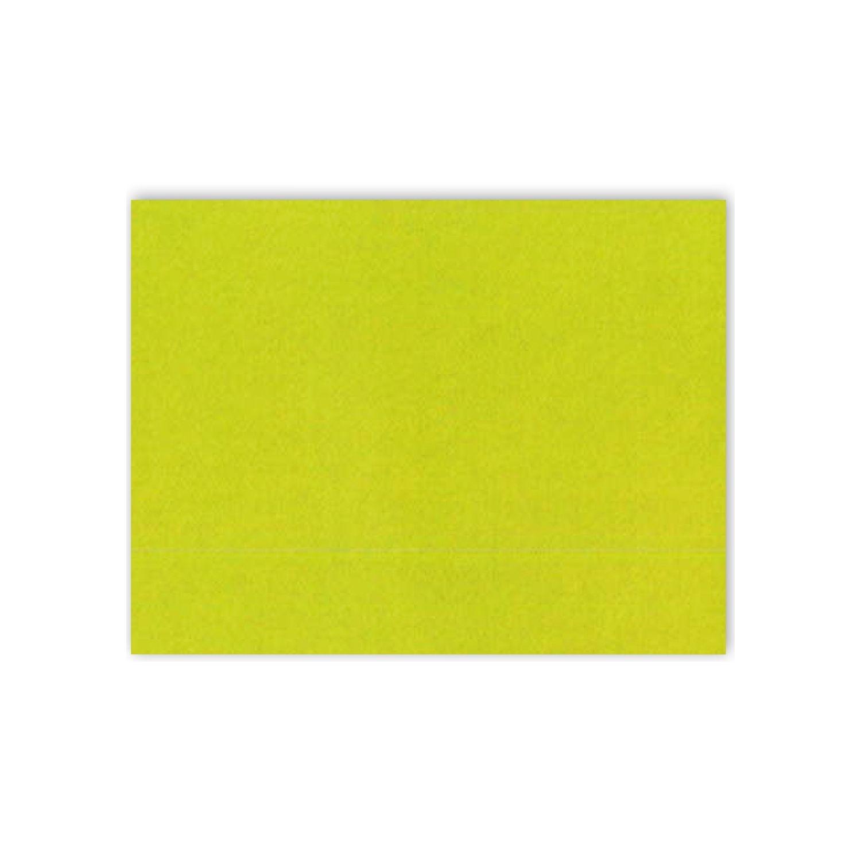 Meuble De Cuisine Vert Anis adhésif décoratif pour meuble brillant - 200 x 45 cm - vert