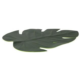 Set de table tropical Feuille - L. 46 x l. 36 cm - Vert