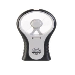 Ventilateur portable - 2 Vitesses - Gris