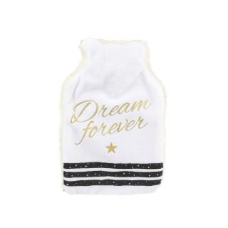 Bouillotte design dream Wish - 1 L - Blanc