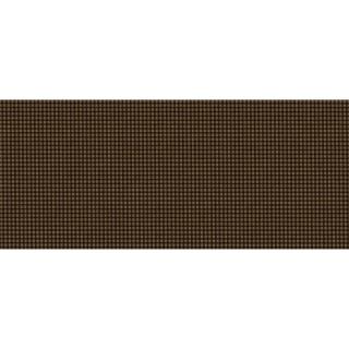 Adhésif décoratif pour meuble vintage effet Vichy - 200 x 45 cm - Taupe