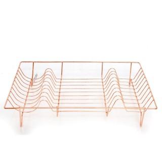Egouttoir à vaisselle en fer Copper - Couleur cuivre