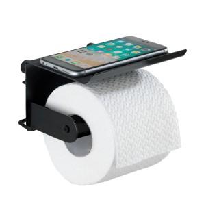 Dérouleur de papier WC indus avec support Classic - Noir