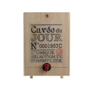 Fontaine à vin Bistrot - 3 L et 5 L - Cuvée