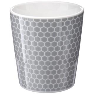Mug design Grafika - 260 ml - Gris