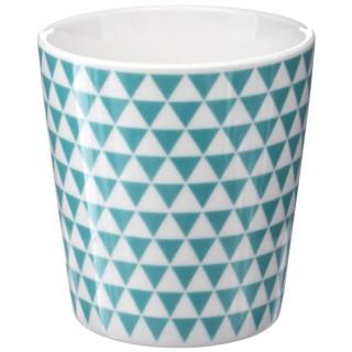 Mug design Grafika - 260 ml - Bleu