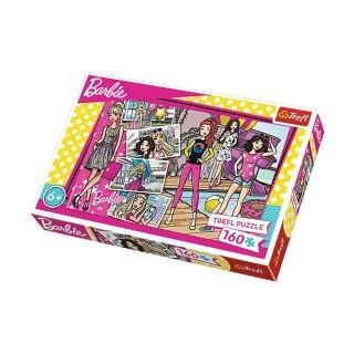 Puzzle Barbie La mode - + 5 ans - 100 pièces