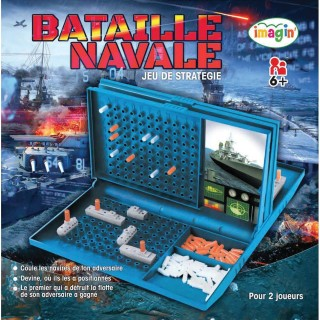Jeu de société et de stratégie - Bataille navale