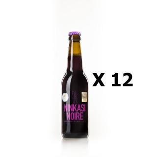 Lot 12x33cl - Bière Ninkasi Noire