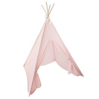 Tipi phosphorescent pour enfant Dream - H. 160 cm - Rose