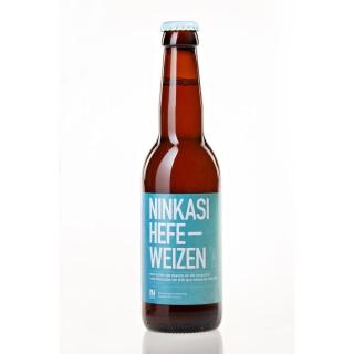 Bière Ninkasi Hefeweizen - bouteille 33cl