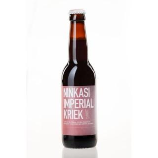 Bière Ninkasi Imperial Kriek - bouteille 33cl