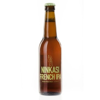 Bière Ninkasi French IPA - bouteille 33cl