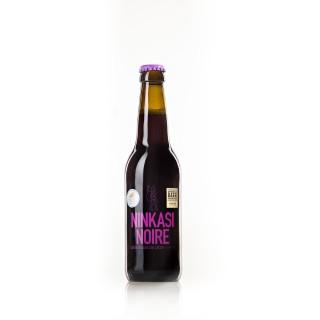 Bière Ninkasi Noire - bouteille 33cl