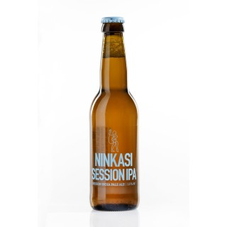 Bière Ninkasi Session IPA - bouteille 33cl