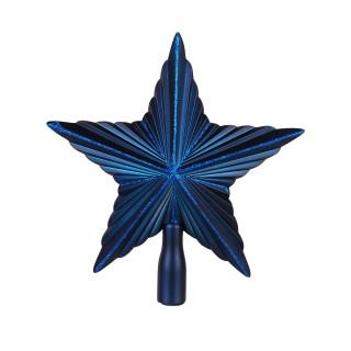 Cimier sapin de Noël CosyChristmas - Bleu