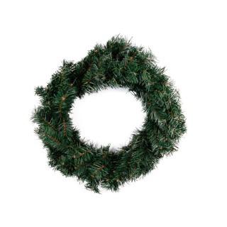 Couronne de Noël naturelle pm Cosychristmas - Vert
