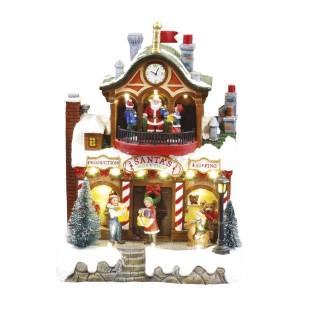 Village de Noël lumineux - Boutique