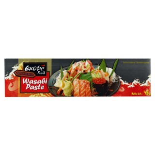 Moutarde wasabi - Exotic Food - tube 43g