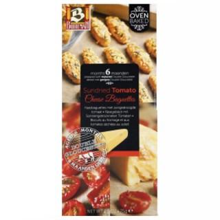 Biscuits au fromage et aux tomates séchées au soleil - Buiteman - boîte 75g