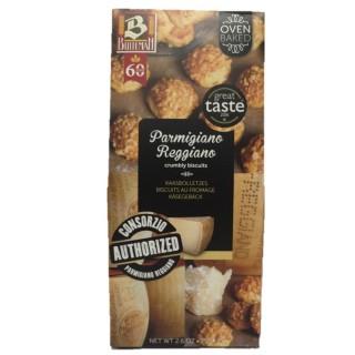 Biscuits au parmesan - Buiteman - boîte 75g