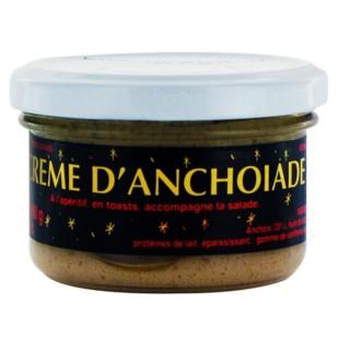 Crème d'anchoïade - pot 90g