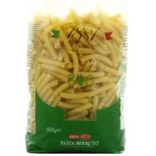 Pâtes italiennes Maccaroni BIO - 1881 Pasta Berruto - paquet 500g